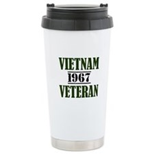 VIETNAM VETERAN 67 Travel Mug