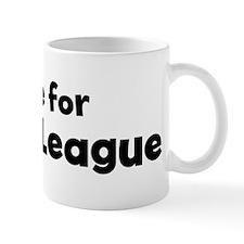 I Live for Rugby League Mug