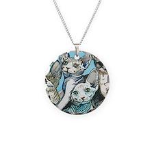 Sphynx kittens Necklace