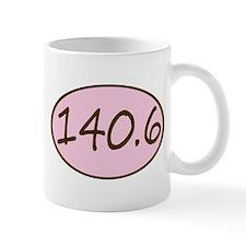 Ironman 140.6 Triathlon Distance Mugs
