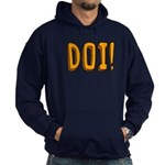 DOI! Hoodie (dark)