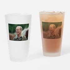 HRH Prince Philip Drinking Glass