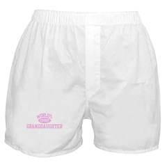 Cutest Granddaughter Boxer Shorts