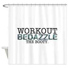 TOP Bedazzle the Booty Shower Curtain