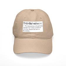 Truthiness Baseball Cap
