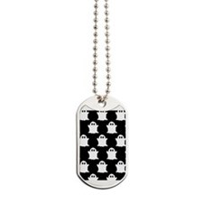 'Ghosts' Dog Tags