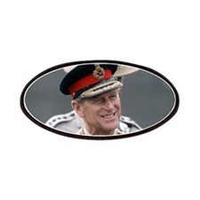 HRH Prince Philip Hong Kong Patches