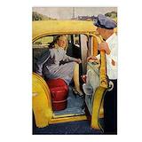 Cars Postcards