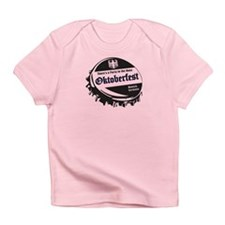 Oktoberfest Beer Cap Infant T-Shirt