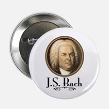 J.S. Bach Button