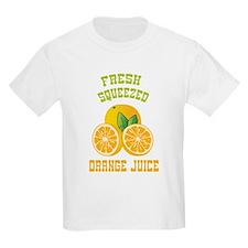 Fresh Squeezed Orange Juice T-Shirt