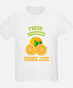 Fresh Squeezed Orange Juice T-Shirt