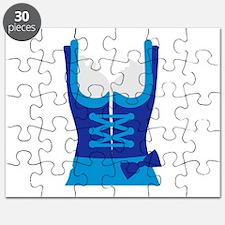 Dirndl Oktoberfest Dress Puzzle