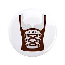 """Dirndl Oktoberfest 3.5"""" Button (100 pack)"""