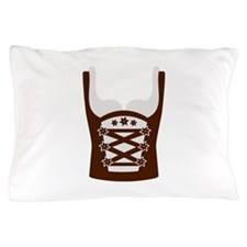 Dirndl Oktoberfest Pillow Case