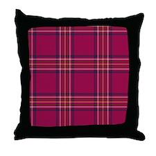 Tartan - Burnett of Leys Throw Pillow
