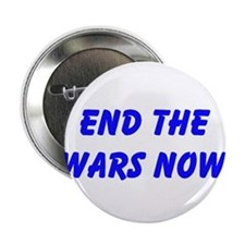 "End the Wars Now 2.25"" Button"