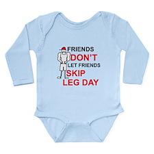 Dont skip leg day Body Suit
