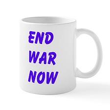 End War Now Mugs