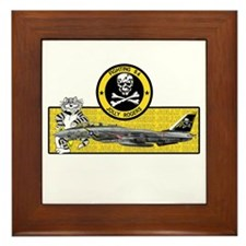 VF-84 Jolly Rogers Framed Tile