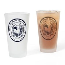 TheIntelligenceCommunity.com Drinking Glass