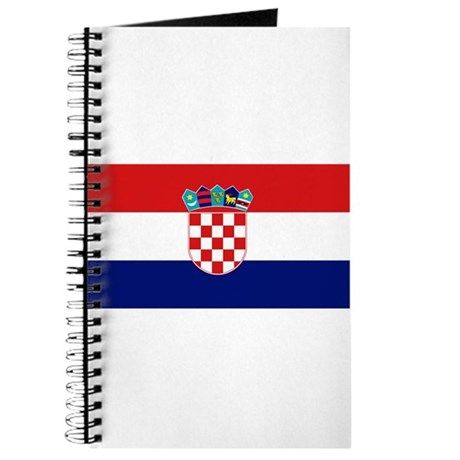 Flag of Croatia Journal