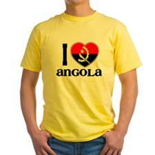 I love Angola T