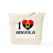 I love Angola Tote Bag