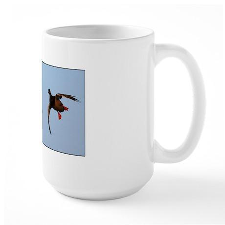 Duck Hunter Large Mug