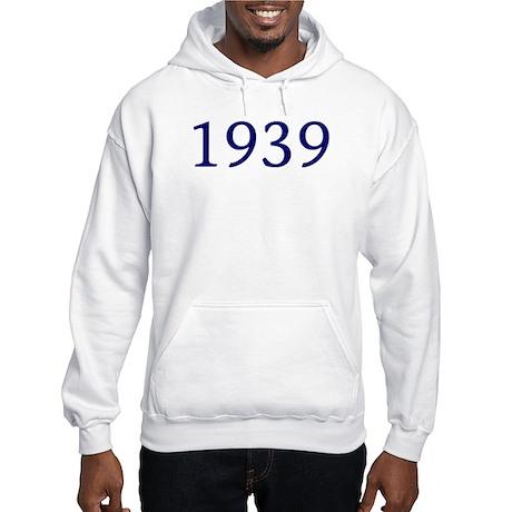 1939 Hooded Sweatshirt