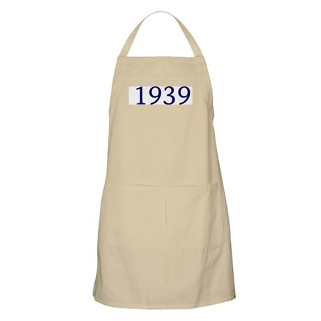 1939 BBQ Apron