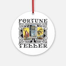 Fortune Teller Ornament (Round)