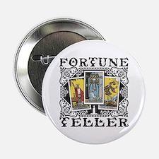 """Fortune Teller 2.25"""" Button"""