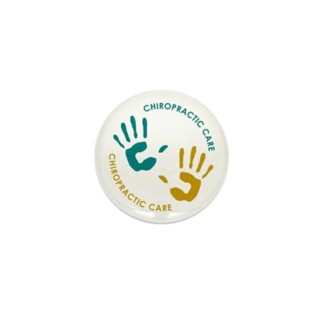 Chiropractic Care Mini Button (10 pack)