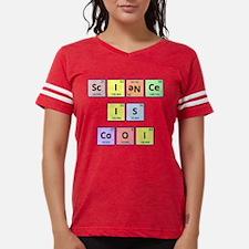Cute Periodic table elements Womens Football Shirt