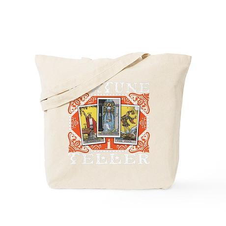 Fortune Teller Tote Bag