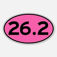 26.2 Sticker (Oval)