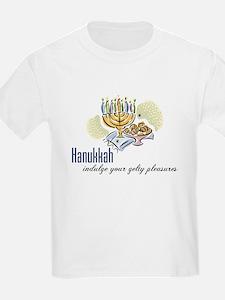 Indulge Your Gelty Pleasures Kids T-Shirt