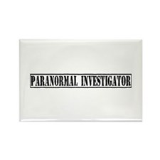 Paranormal Investigator Magnets
