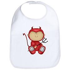 Red Baby Devil Cutie Bib