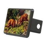 Wildlife hitch covers Rectangle