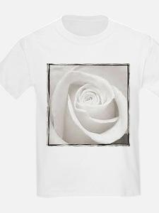 White Rose Kids T-Shirt
