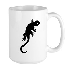 Gecko Icon Mug