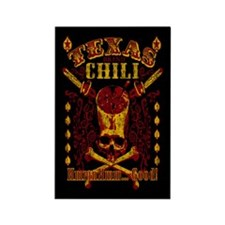Texas Brand Chili Magnets