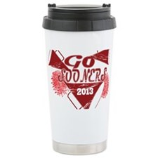 Go Sooners! Travel Mug