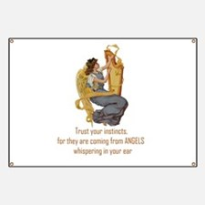 Angels Whispering Banner
