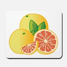 Grapefruit Mousepad