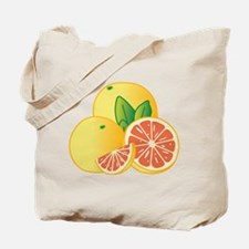 Grapefruit Tote Bag