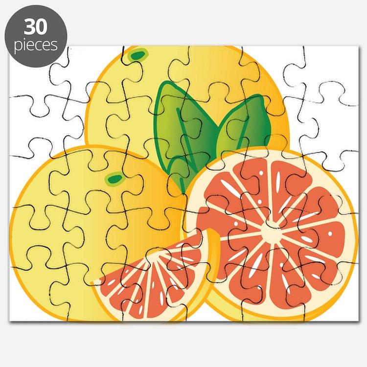 Grapefruit Puzzle
