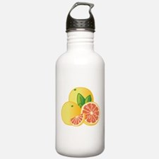 Grapefruit Water Bottle